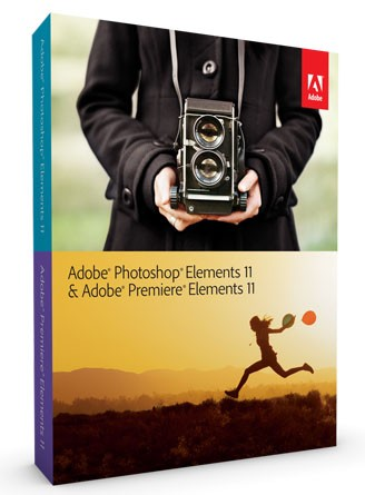 Adobe Photoshop Premiere Elements 11