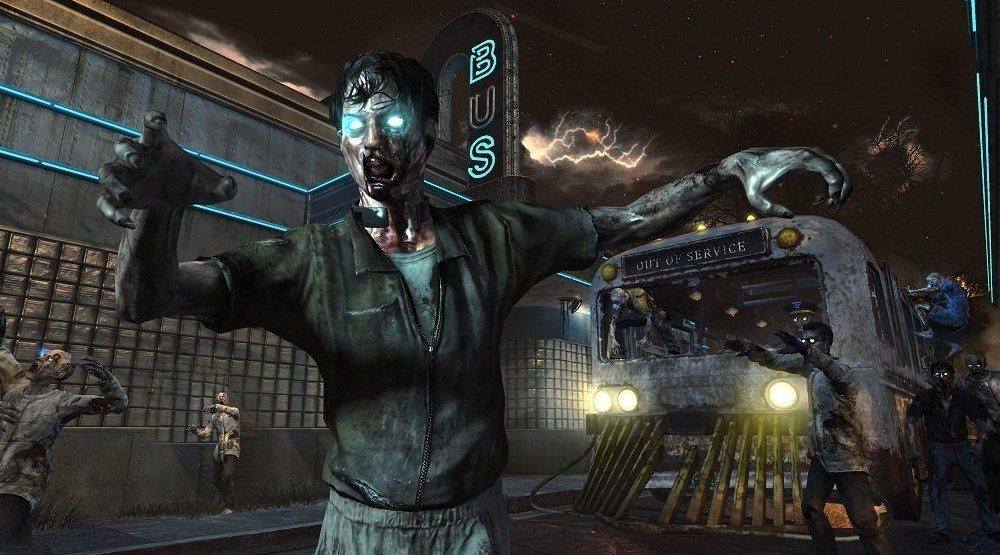 Black Ops II Zombies Tranzit