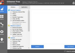 CCleaner Interface for featured image