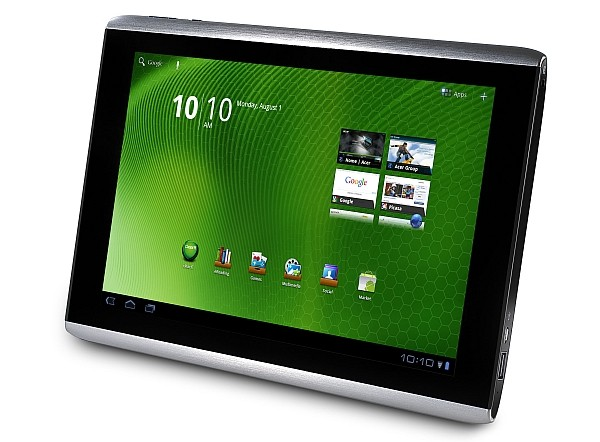 Acer Iconia A500 Android Honeycomb Tablet