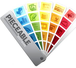 Pieceable Software Logo