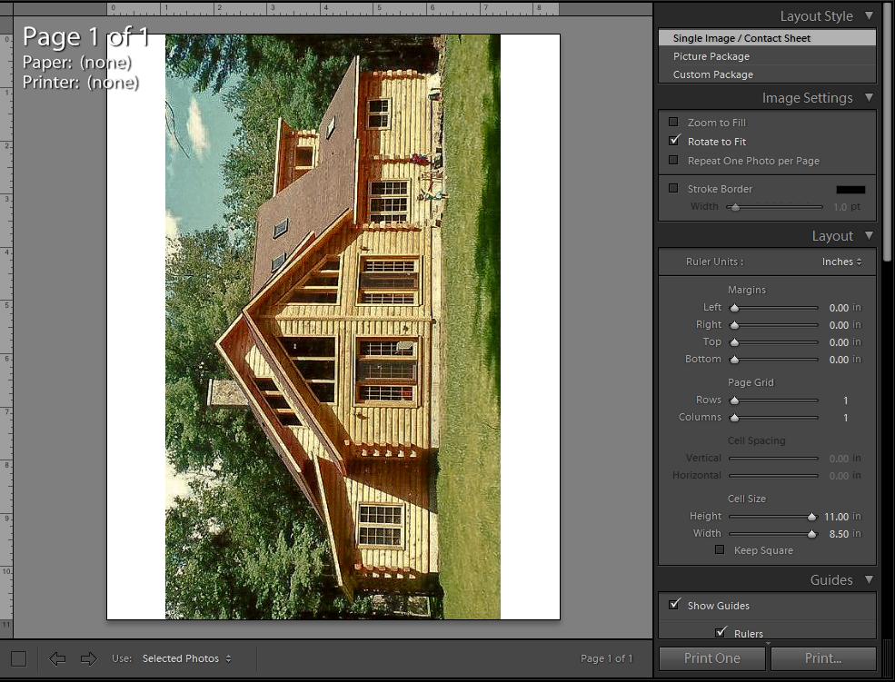 Adobe Lightroom Review