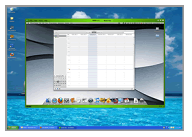 GoToMyPC Remote Access Software User Interface