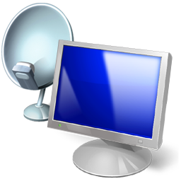 Windows Remote Access Software Icon