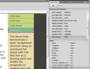 Adobe Dreamweaver Features