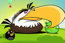 Angry Birds Mighty Eagle