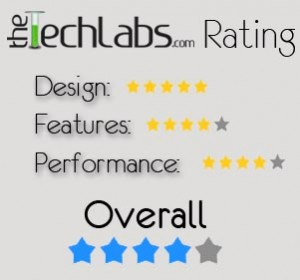 Sony Tablet S Rating