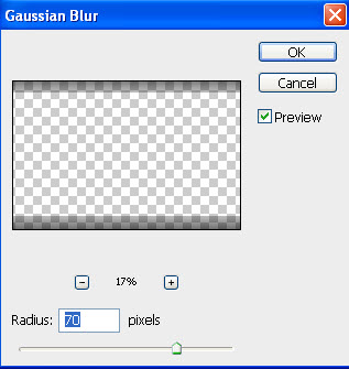 Gaussian Blur Radius