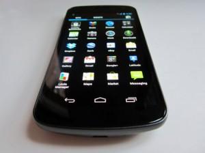 Galaxy Nexus Features