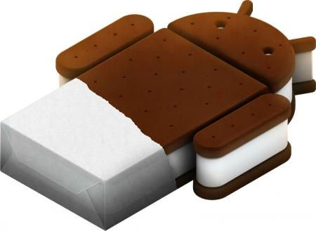 Android Ice Cream Sanwich