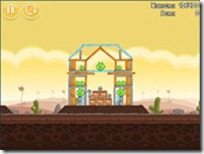 Angry Birds Chrome Cheat