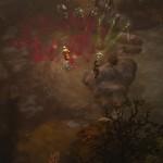 Diablo 3 Scoundrel Class Follower In Action
