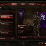 Diablo 3 Friends List Interface