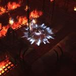 Diablo 3 Wizard In Action