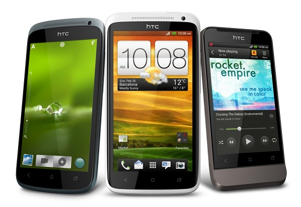 HTC One Series - MWC 2012