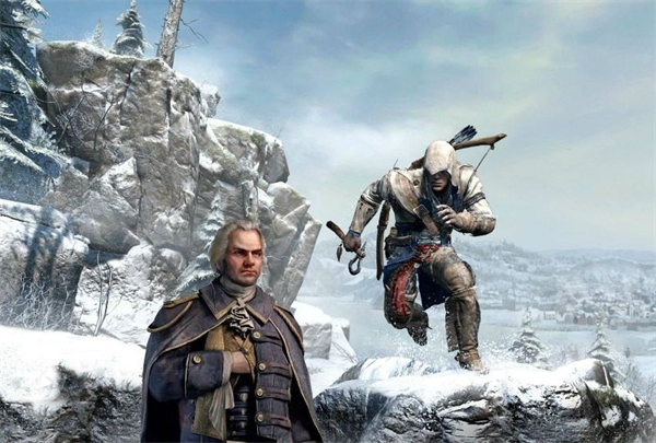 Assassin's Creed 3 Wilderness