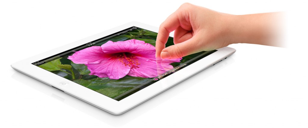 The New iPad Retina Display
