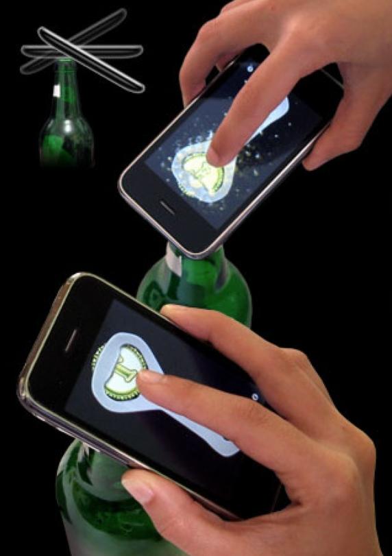 Worst Mobile Apps - Beer Opener App