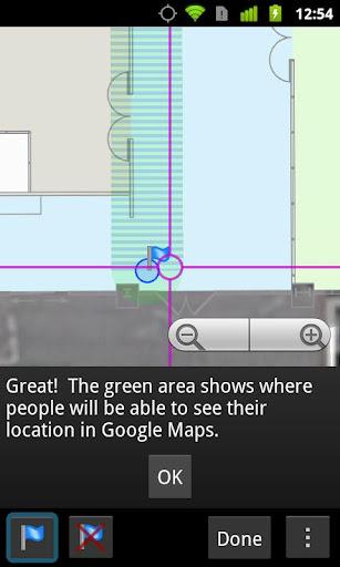 Indoor Venue Mapping Success