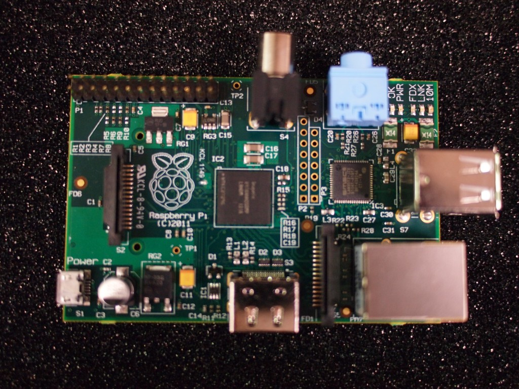 Raspberry Pi Model B Product Image