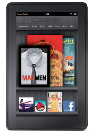 Want to Win a Kindle Fire? Enter Our April Sweepstake...