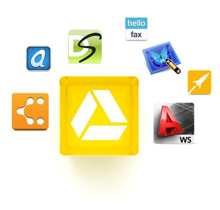 App Review - Google Drive