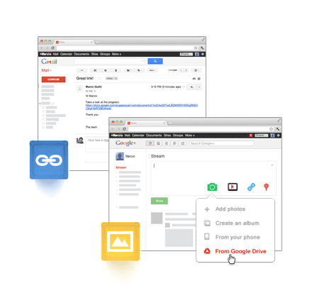 Google Drive : Getting Into The Game