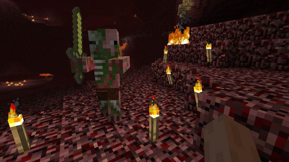 Minecraft For Xbox 360 - Exploring The Nether