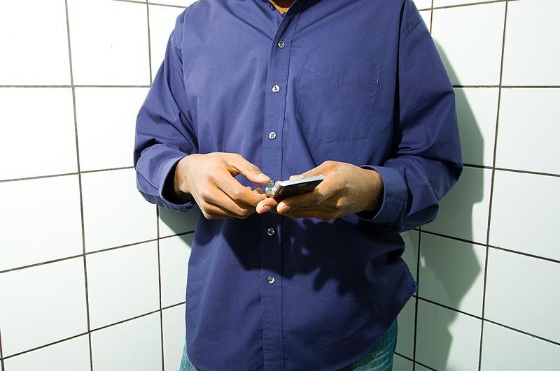 Facebook Mobile Phone User