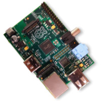 Raspberry Pi Model B, $35 Linux Distro Computer
