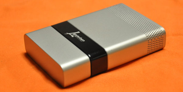 Brookstone Fuel Cell USB Charger by Lilliputian Systems