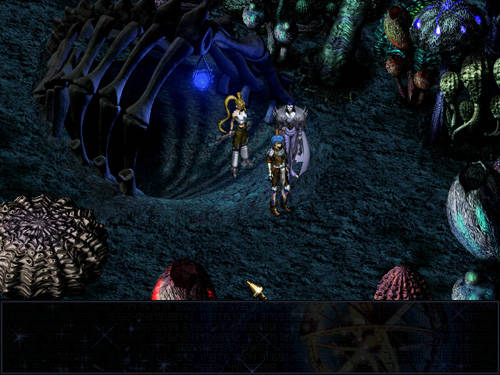 GOG - Septerra Core Legacy of The Creator Screenshot