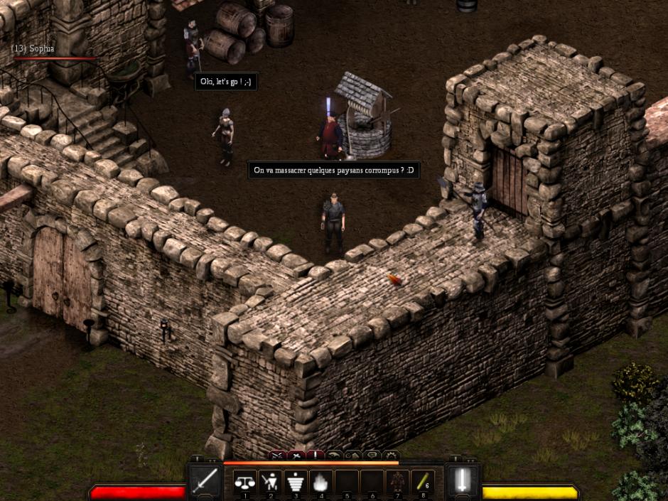 HolySpirit Multiplayer Mod Screenshot