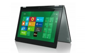 The Windows 8 Tablet is Coming And Lenovo is First On-board