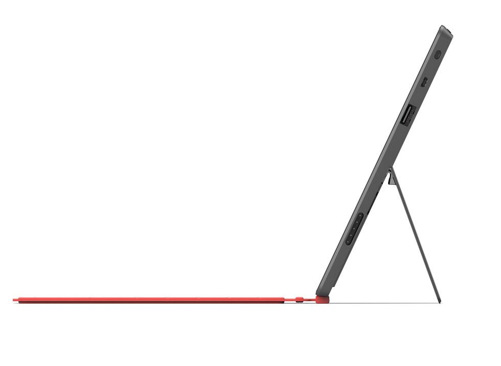 Microsoft Surface Windows 8 Tablet Thin Body Profile
