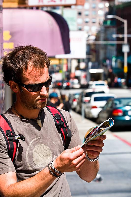 A Modern Urban Explorer