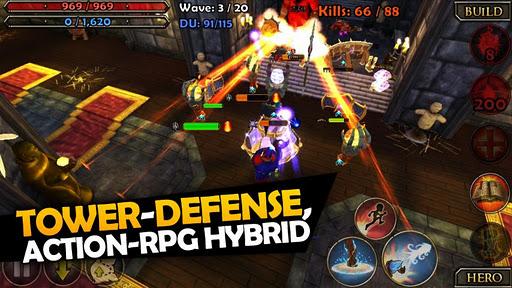 Dungeon Defenders Second Wave Screenshot