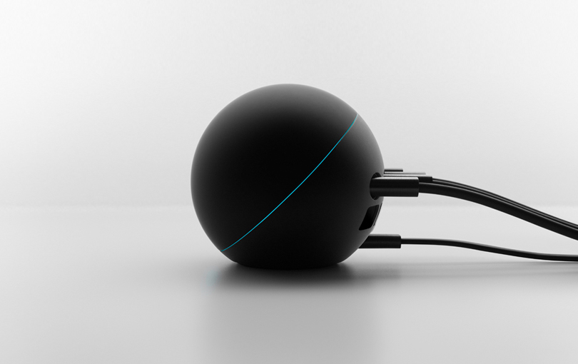 Nexus Q From The Side