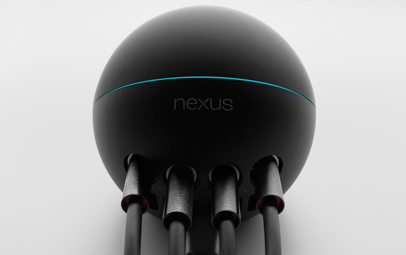 Nexus Q Plugged In