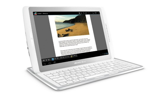 Archos 101 XS with Keyboard Dock