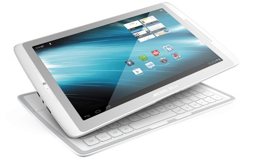 Archos 101 XS with Keyboard