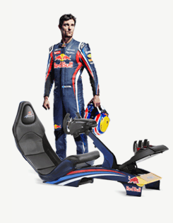 Formula One Playseats Game Seat