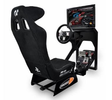 Gran Turismo 5 Themed Seat