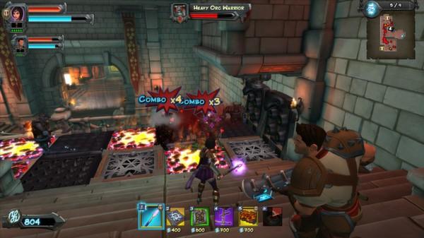 Orcs Must Die 2- Co Op Play