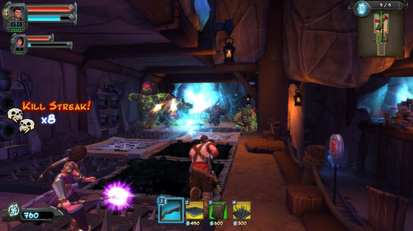 Orcs Must Die 2 Into the Fray