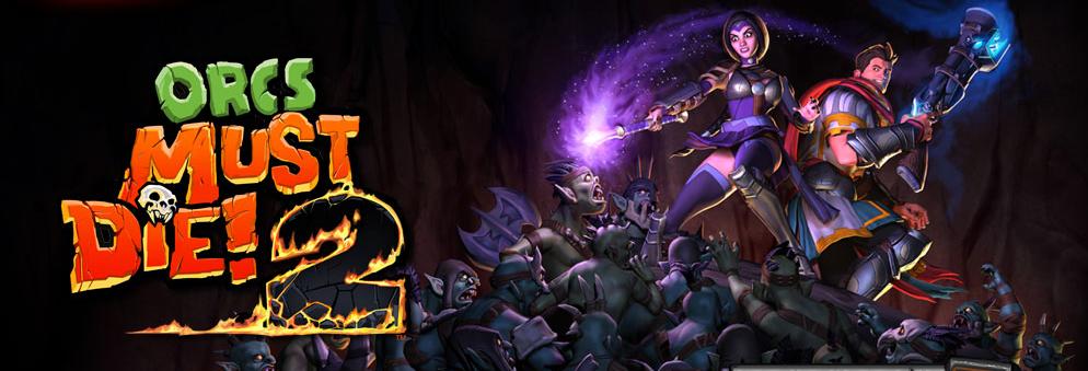 Orcs Must Die 2 Logo