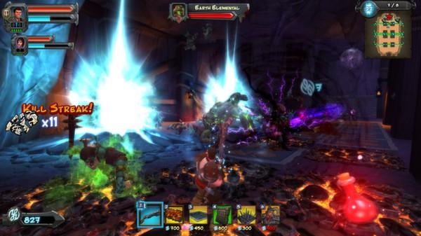 Slay those Orcs- Orcs Must Die 2