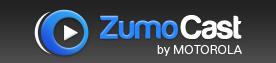 ZumoCast by Motorola Logo