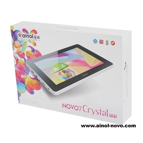 Ainol Novo 7 Crystal Packaging