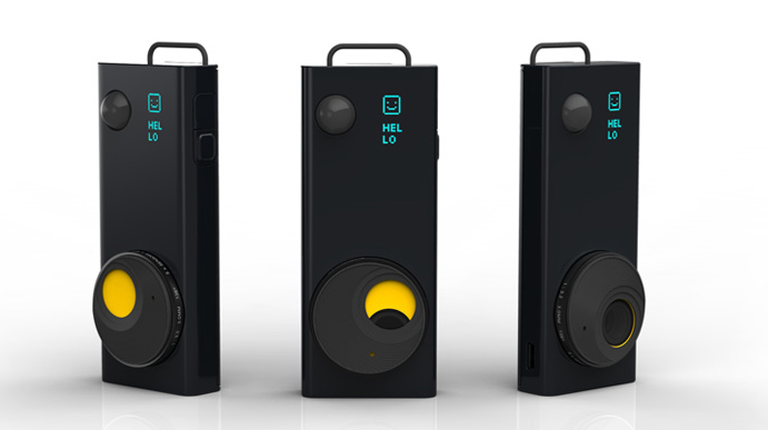 The OMG Autographer Wearable Camera